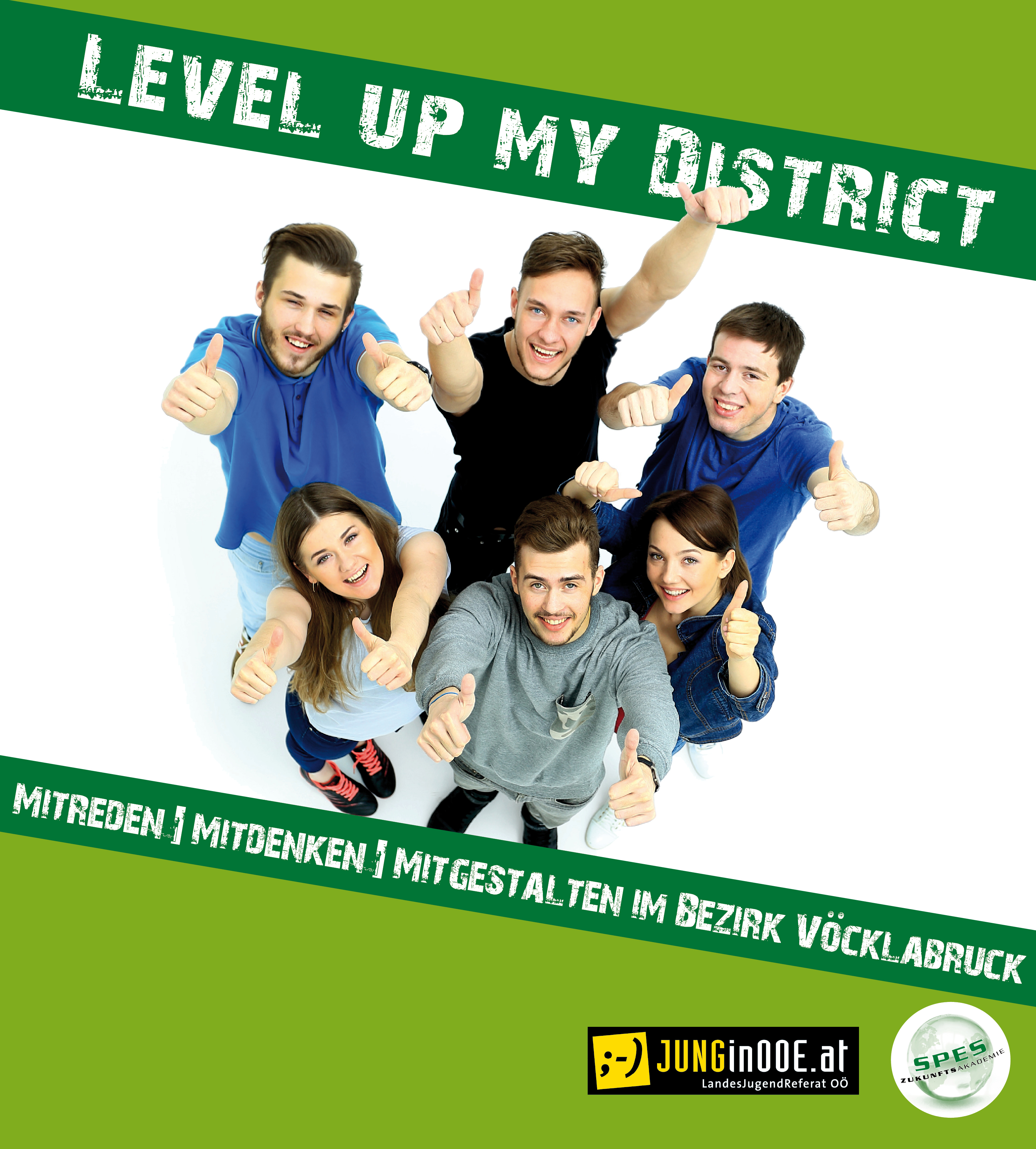 Level up my district